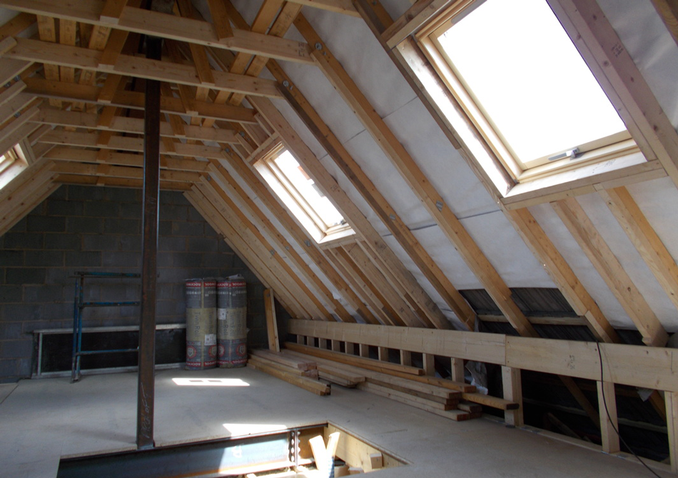 Loft Conversions Mick Tott Construction